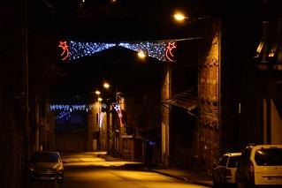 Saint-Sauveur-en-Rue, illuminations 2015