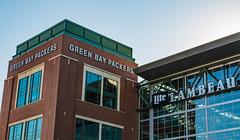 Lambeau Field - Green Bay Packers (Tony Webster) Tags: greenbay greenbaypackers lambeau lambeaufield packers wisconsin field football sportsstadium stadium unitedstates us