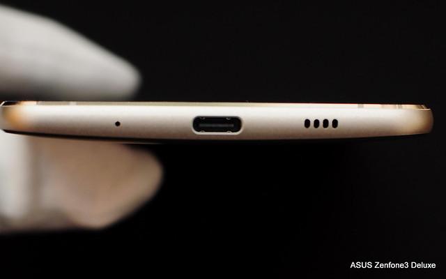 ASUS ZenFone 3 Deluxe 全球首創隱藏天線全金屬機身的性能怪獸