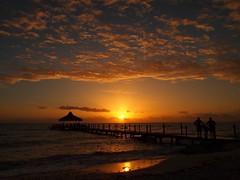 Dominican Republic, Bayahibe (Namsom96) Tags: seethrough flickrfriday flickr olympuspenepl1 olympuspen olympus soleil tramonto deck bayahibe cadquescaribe cadaques carribean caribe sunset dominicanlandscape dominicanrepublic repubblicadominican