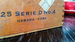 Antique Cuban cigar box - side view (Victor Wong (sfe-co2)) Tags: antique box brown business cedar cigar cigarette cigars collection cuba cuban culture dark detail elegance enjoyment expensive gift habana handmade havana health humidor leisure lifestyle luxury object old pleasure product relaxation rich satisfaction smoke strong style tobacco unhealthy vintage wealth wood wooden