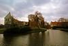 Schloss Steinfurt (jueheu) Tags: münsterland steinfurt burgsteinfurt schlosssteinfurt schloss palace palazzo burg castle kastel wolken clouds sky himmel wasser water spiegelung reflection nrw westdeutschland deutschland germany