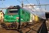 BB 75065 + BB 75077 / Aix-les-Bains (jObiwannn) Tags: train ferroviaire locomotive prima eurostar