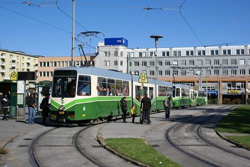 2008-10-05, Graz, Hauptbahnhof