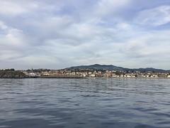 2016-10-29 18 41 41 (Pepe Fernández) Tags: mar galicia paisaje exterior oceano navegando panxón nigrán bahíadebaiona ríadevigo