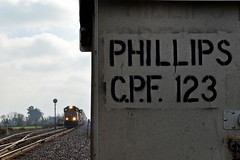 UP ZLCBR-15 (caltrain927) Tags: union pacific railroad loaded intermodal double stack container train emd sd70m sd70ace ge es44ac ac45ccte c45accte gevo ac searchlight searchlights uss wayside signal signals phillips franklin ca california