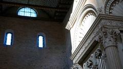 DSC01787 (DSolan) Tags: italy travel people water sea winter sun nature shadow reflection padova grado mosaic history church faith detail drawing macro light sky man woman moment