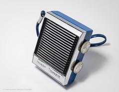 Sharp BP-103,  AM Seven Transistor Radio, late 60´s, Made in Japan by SHARP, Osaka. (José Gustavo Sánchez González) Tags: transistorradio josegustavo sharp japan bp103
