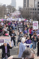 Women March in Little Rock (Voigtlanderr2) Tags: womensmarch nikon littlerock arkansas times