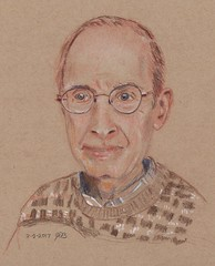 People Sketches 12 (jimblodget) Tags: portrait faces pencil drawing