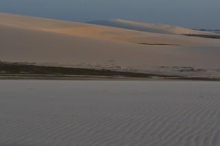 Dunas do Parque Nacional de Jericoacoara