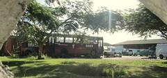 ANTIGUA TERMINAL PUENTE NUEVO, HOY RASTRO Y RECONSTRUCTORA  Ene/12/2017 (ROGALI) Tags: puentenuevo guagua omnibus bus habana cuba buscar rastro reconstructora no3689 rogali