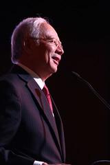 Huazong Appreciation Dinner. (Najib Razak) Tags: dinner prime appreciation pm minister perdana razak 2015 najib menteri najibrazak huazong