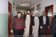 Sua Eminncia Seyyed Hassan Khomeini na Escola Libanesa Brasileira de Foz do Iguau (Arresala - Centro Islmico no Brasil) Tags: de do na hassan escola sua foz brasileira iguau khomeini libanesa seyyed eminncia