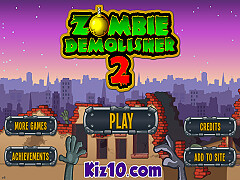 殭屍破壞者2(Zombie Demolisher 2)