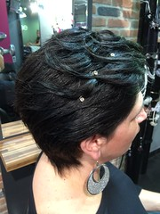 """Coiffage cheveux court • <a style=""""font-size:0.8em;"""" href=""""http://www.flickr.com/photos/115094117@N03/18420414419/"""" target=""""_blank"""">View on Flickr</a>"""