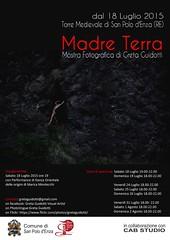 Madre Terra exp (Greta Guidotti) Tags: mostra san terra polo madre fotografica denza