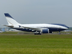 A310 HZ-NSA (wembleybob) Tags: airbus luton a310 ltn eggw hznsa