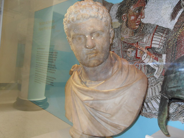 Caracalla @ York Museum 2015
