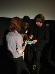Me and Earl Movie Premiere (mentalcandor) Tags: me girl movie fun happy book funny rj thomas cast earl mann premiere dying meet exciting adaption cyler