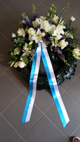 100mm-blauw-wit-lint-met-zwart-bedrukt