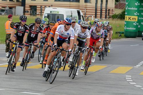 Tour de Suisse 2015 Stage 2 Risch-Rotkreuz