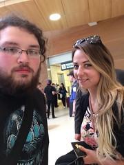 Emma and I! (TheSamuelYears) Tags: canada winnipeg tour wrestling emma wrestler diva wrestle wwe nxt wpg wwediva wwelive wwewinnipeg tenilledashwood summerslamheatwavetour emmalution