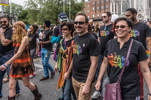 DUBLIN PRIDE 2015 [ AMAZON STAFF WERE THERE - WERE YOU? ]-106286