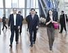 Espiñeira y Dong Wei en el CCK (Ministerio de Cultura de la Nación) Tags: china delegación recorrida espiñeira ministeriodeculturadelanación centroculturalkirchner