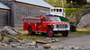 Ford Fire Truck (scuthography) Tags: old red ford island iceland europe awesome firetruck fireengine siglufjörður norðurlandeystra flickrglobal kathrinschild