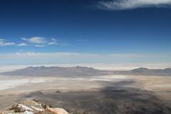 The View Toward Utah from Pilot Peak, Nevada (Jeremy-R-Michael) Tags: mountain mountains weather nevada weatherphotography pilotpeak elkocounty nevadaweather nevadaphotography