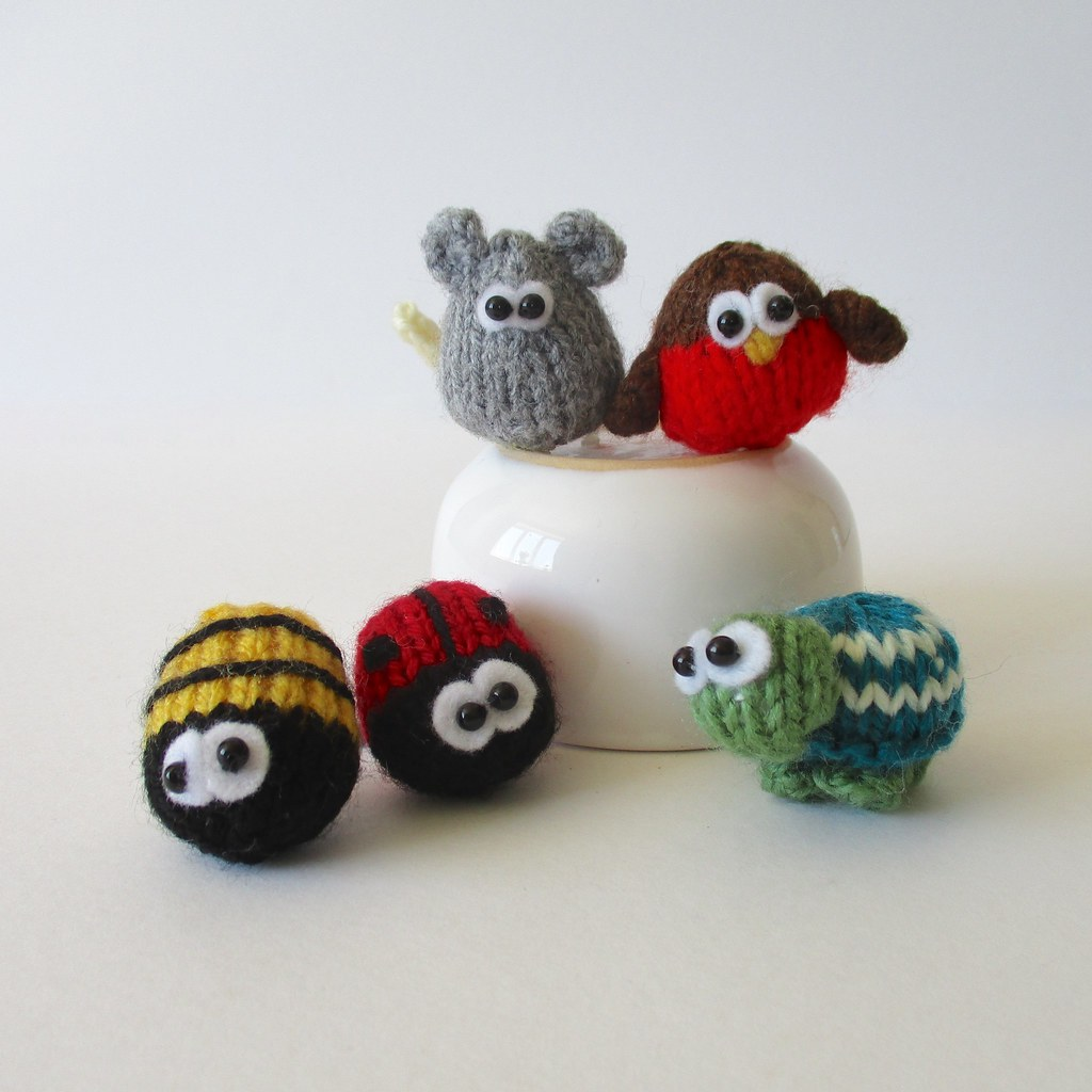 Knitting Small Animals : The world s best photos of knitted and mice flickr hive mind