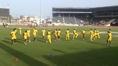 Hero CPL T20 Jamaica Tallawahs vs Trinidad & Tobago Red Steel at Sabina Park, Kingston Jamaica.
