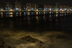 Nocturna de Gijon (ctmartinez79) Tags: beach asturias playa nocturna sanlorenzo gijon playasanlorenzo