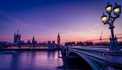 Sunset At Wesminster (S.A.W. Pixels) Tags: sunset london tower clock westminster thames landscape amazing artistic dusk housesofparliament bigben riverthames hdr westminsterbridge bigbentower hdraward