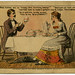 Sultana Coffe Advertising Card