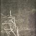 L'Homme sur le précipice qui regarde dans le vide - Alberto Giacometti - 1965 - Illustration pour Retour Amont de René Char - Aquatine sur papier Japon