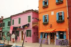 L'île de Burano, Italie (2)