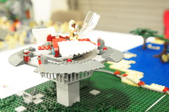 VA BrickFair 2015 Aircraft, Watercraft, Historical (EDWW day_dae (esteemedhelga)) Tags: lego bricks minifigs moc afol minifigures edww brickfair daydae esteemedhelga vabrickfair2015 aircraftwatercrafthistorical