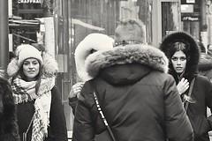 eye contact (heiko.moser (+ 11.300.000 views )) Tags: eyecontact sw schwarzweiss street strasse streetart schwarzweis streetfotografie streetportrait streetfoto people personen publicity person portrait women woman frau leute menschen monochrom mono teen teens entdecken einfarbig eyecatch discover young youngwoman bw blackwhite blancoynegro noiretblanc nb nero canon candid city heikomoser