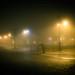 Fog sadness
