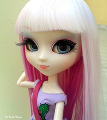 Selfie! :D (♥ MarildaHungria ♥) Tags: luiza pullip lunarosa tokidoki groove doll cute kawaii eyechip blue eyes