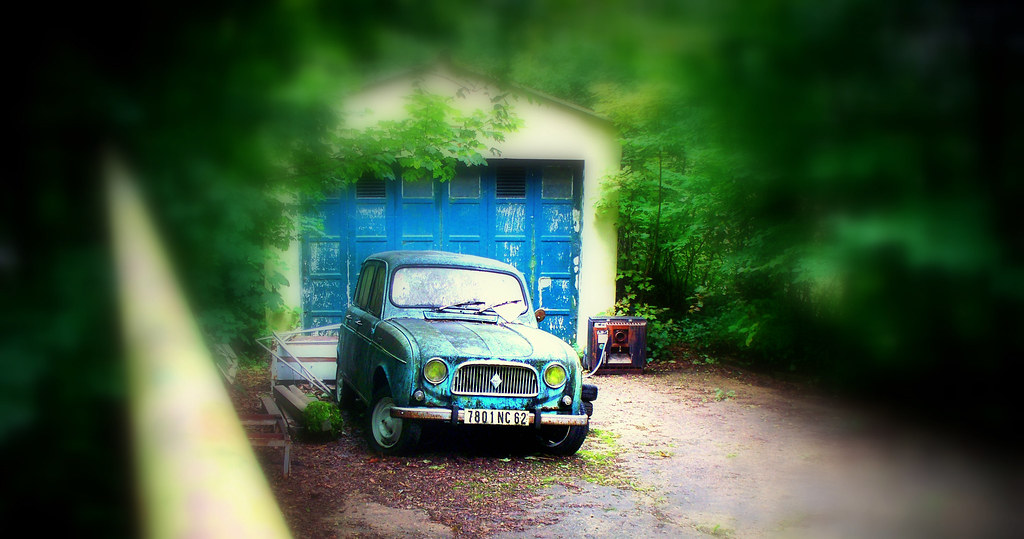 The world 39 s most recently posted photos of old and for Garage renault guiardel reims