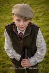Pheasant Shoot (jameshowardphotography) Tags: pheasant boy shoot cap young child children countryside country tie portrait