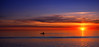 no dream is too small (Bec .) Tags: bec canon 450d 1022mm semaphore semaphorepark beach ocean water adelaide southaustralia man kayak paddling sunset reflection beautiful nodreamistoosmall
