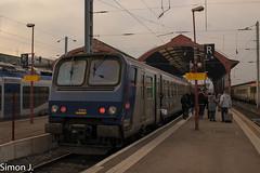 Z 11512 à Strasbourg-Ville (bb_17002) Tags: z2 z11500 sncf ter alsace strasbourg gare nancy station automotrice train est france voyageurs conducteurs centrale