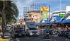 Beach Road (PattyGloss) Tags: thailand pattaya beach road flipper lodge 2012 red cat bar poker canon chonburi