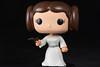 Leia (jeff's pixels) Tags: macro toys starwars princess leia carriefisher toy funko pop gun hair buns