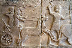 Hunt (Nick in exsilio) Tags: pergamonmuseum berlin assyrian archaeology