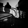 stairs (bemberes) Tags: bw urban bilbao epl3